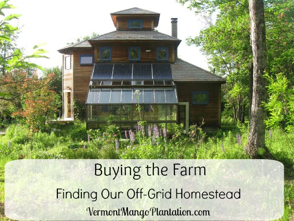 Buying The Farm: Finding Our Off Grid Homestead