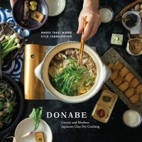 Donabe-Classic and Modern Japanese Clay Pot Cooking: Book Review